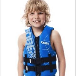 JOBE - Neopene Vest Junior - (gilet enfant)